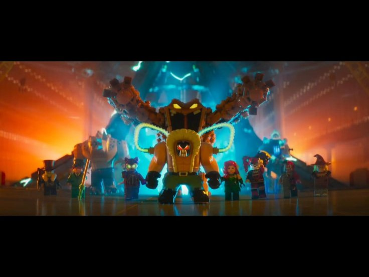 Lego Batmn 2