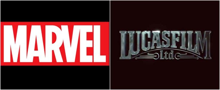 Mavel Lucasfilm