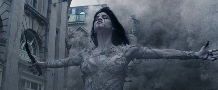 The mummy1