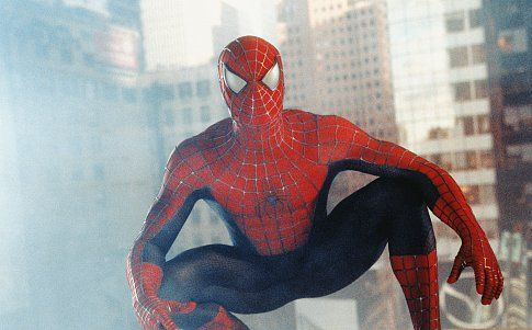 Spiderman 2002 4