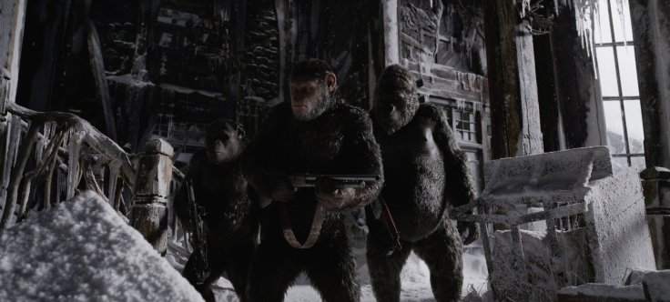 War for the Planet of the Apes1