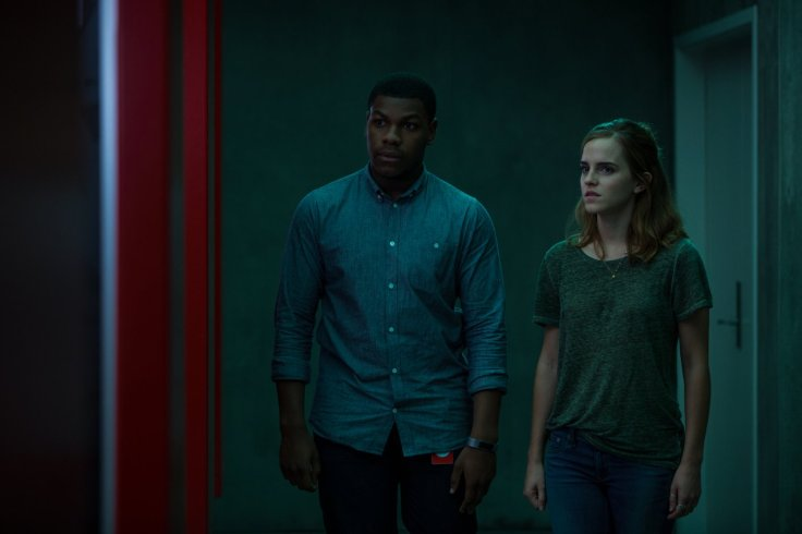 The Circle - JohnBoyega-EmmaWatson