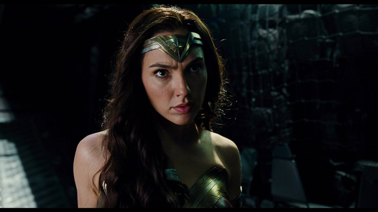 Justice League Gadot