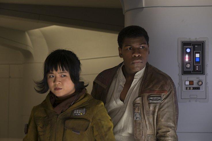 Rose and Finn The Last Jedi
