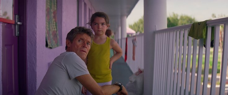 The Florida Project Dafoe Prince