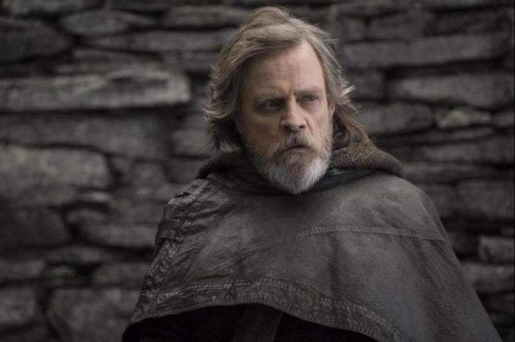 The Last Jedi Hamill
