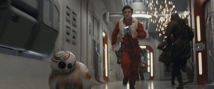 The Last Jedi Poe